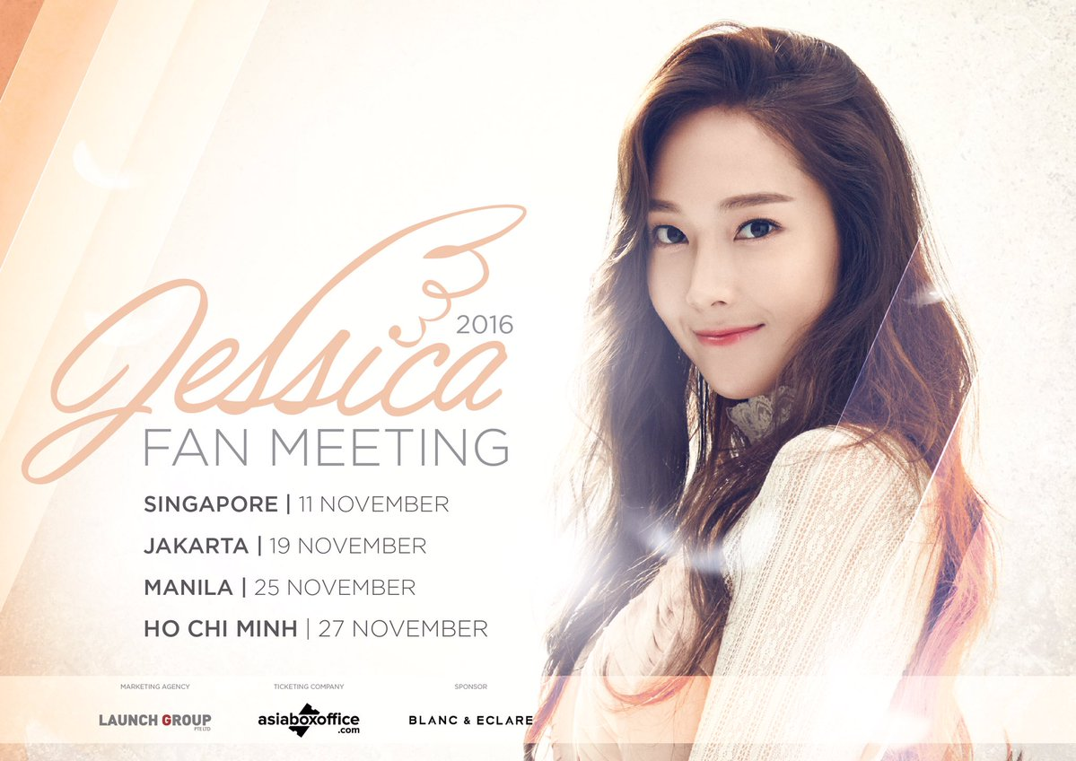 Jessica Jung Fan Meeting in Jakarta