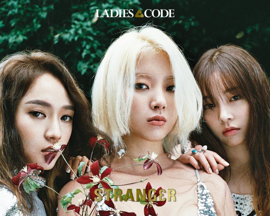 Ladies Code Stranger